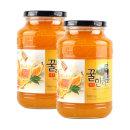 담터 꿀한라봉차1kg + 꿀한라봉차1kg