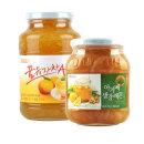 담터 꿀유자차A 1kg+ 아가베생강레몬차770g