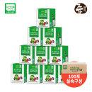 즙쟁이 유기농 양배추즙 100포