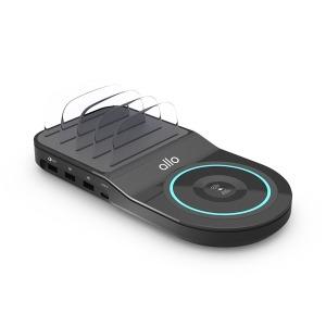 멀티 휴대폰 고속 급속 무선 충전기 거치대  UC450WQC