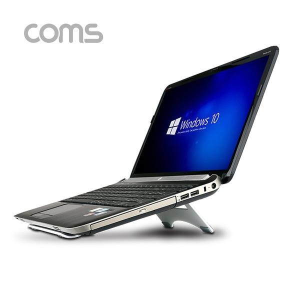 노트북 맥북 알루미늄 메탈 접이식 거치대 스탠드