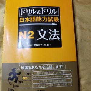 日本語能力試驗 N2 文法/UNICOM.2010