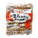 (무배/특가) 엉클팝 길쭉이 보리과자 400g /보리과자