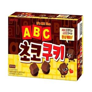 롯데_ABC초코쿠키_152G