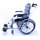 엔도젠 탄탄 컴팩트 알루미늄 휠체어 WYK863LAJ-22