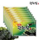 소문난광천김 파래전장김 3P 25g(5매) x 36봉