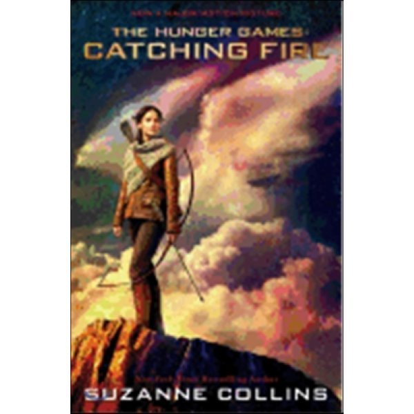 The Hunger Games  2 : Catching Fire  Suzanne Collins