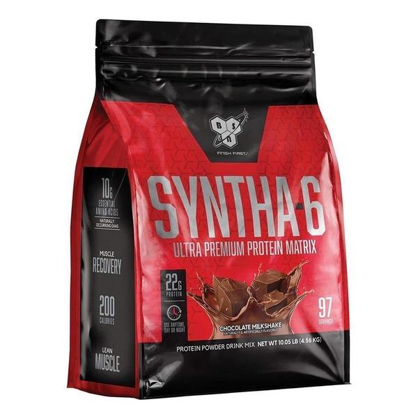 BSN 신타 6 프로틴 파우더 초콜릿 밀크쉐이크 4.56