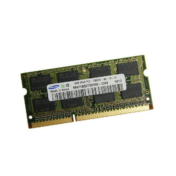 삼성전자 노트북 DDR3 4G PC3-10600 정품 1333Mhz