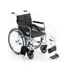 미키코리아 알루미늄 휠체어 SMART-Q