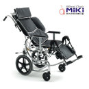 미키 수동식 침대형 휠체어 NR3-SP (리클라이닝 기능)