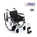 미키코리아  알루미늄 휠체어/ MIKI-W(등받이텐션)