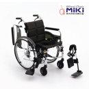 미키코리아 알루미늄휠체어/MIKI-W EV(거상식발걸이)