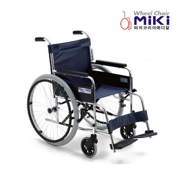 미키코리아 스틸 휠체어 / SKY-1