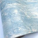 무늬목 빈티지 패널시트지 블루 AIR-8692