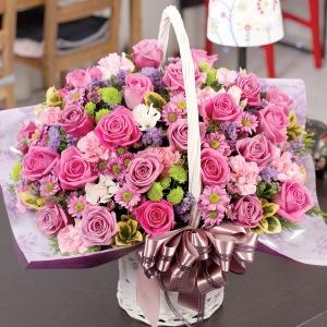 전국당일꽃배달 꽃바구니 생일/기념일 성년의날선물