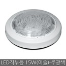 LED 직부등 15W(이솔)-주광색