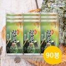 소문난광천김 파래9단 도시락김 90봉(5gx9Px10팩)