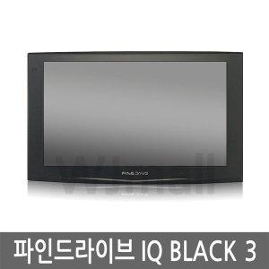 파인드라이브 내비게이션 IQ BLACK 3 16GB/네비게이션