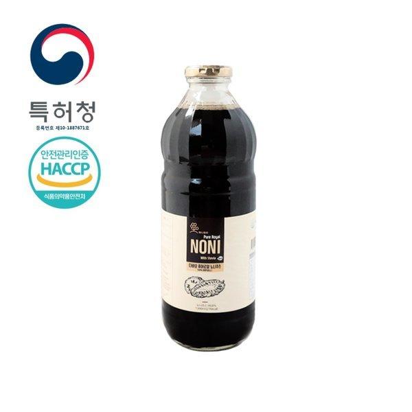 노니 발효 주스 액 1000ml 허니트리 퓨어로얄 야생노니