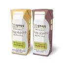 유기농 바나나우유125mlx24팩+코코아125mlx24팩 상하