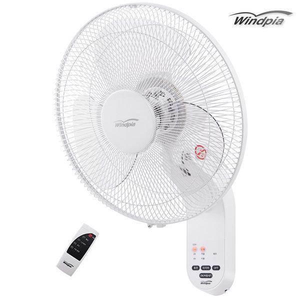 40cm 퓨어 벽걸이선풍기 JW-1600RW/ 리모컨선풍기