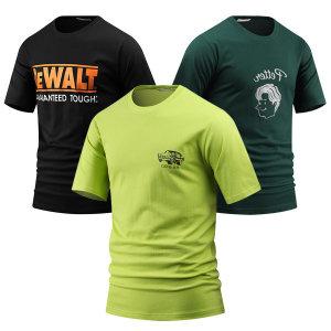 반팔티 남성 여름 티셔츠 면티 라운드티 브이넥티