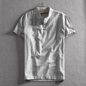 남성 린넨 남방 셔츠 티셔츠 마셔츠 캐주얼 기본 dg60