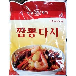 짬뽕다시(중찬명가 500g)/푸드캔  /장국육수/나가사끼