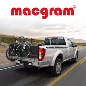 맥그램 렉스턴스포츠 자전거 테일게이트패드 셔틀커버
