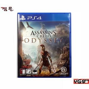 PS4 어쌔신 크리드 오디세이 한글판 중고A급