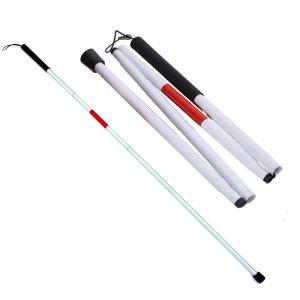 4단 초경량 시각장애인 지팡이/맹인지팡이