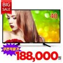 40인치 Full HD LED TV 쿠폰가 188.000원 모니터 가능