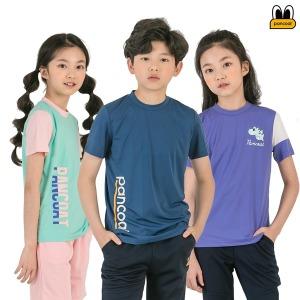 아동/주니어 반팔 상하복 7부 티셔츠 바지 래쉬가드
