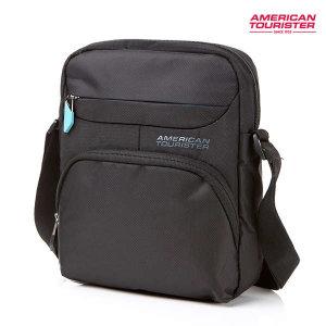 (현대Hmall) 아메리칸투어리스터 AMBER 숄더백 BLACK/BLUE 81S51001