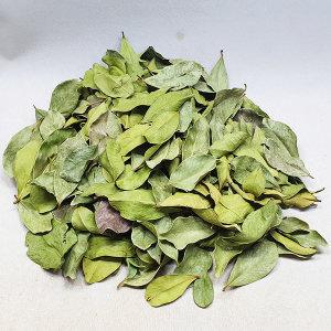 진도허브 국내산 구아바잎 구아바나무잎 구아바엽300g