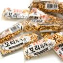 (무료배송) 엉클팝 길쭉이 보리 곡물 과자 400g /간식
