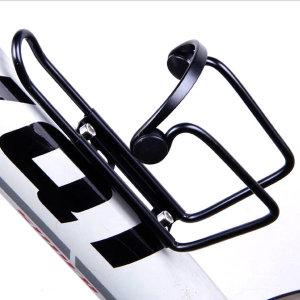 자전거용품 물통케이지 거치대 알루미늄 블랙 1+1 kk08