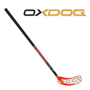OXDOG 플로어볼 스틱 Winner 33 orange-red 92/96cm