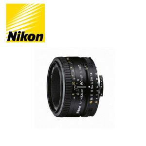 니콘 정품 AF NIKKOR 50mm F1.8D 상담친절 / WIN