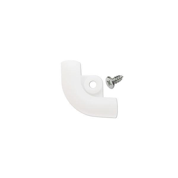 튜브밴딩L형/목재피스(1/4) 정수기호스 클립 밴드