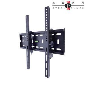 벽걸이TV브라켓 WS-404T TV거치대 최대65인치 스틸펀치