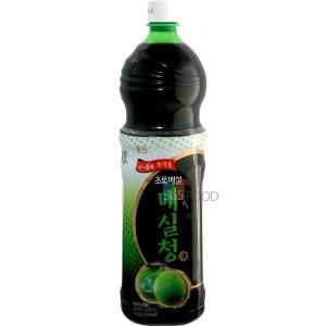 웅진식품 매실청 1.5L