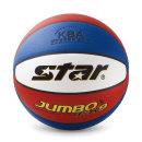 농구공 점보 FX9 R/B/W 7호 레드블루(2021년형)수업용