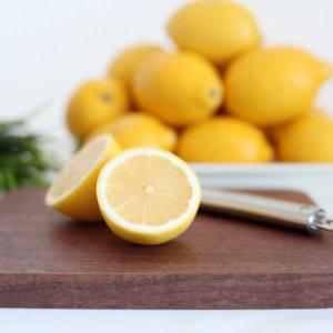 미국 팬시 썬키스트 레몬 140과 1박스 (17kg 내외)