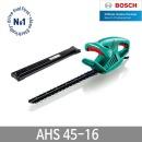 보쉬 AHS45-16 전기헤지커터 전정기 날포함 가지치기