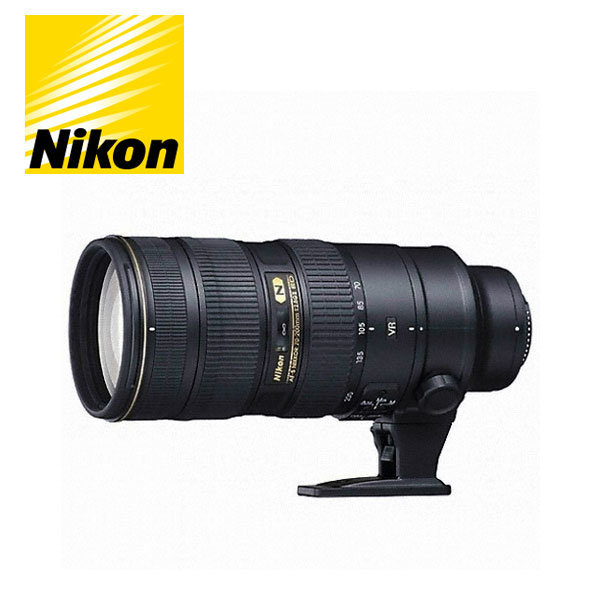 니콘 AF-S NIKKOR 70-200mm F2.8G ED VR II / WIN