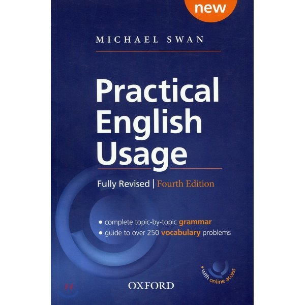 Practical English Usage  4 E (P) + Online access code  Michael Swan