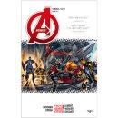 어벤저스 Vol. 1 시공그래픽노블 시리즈