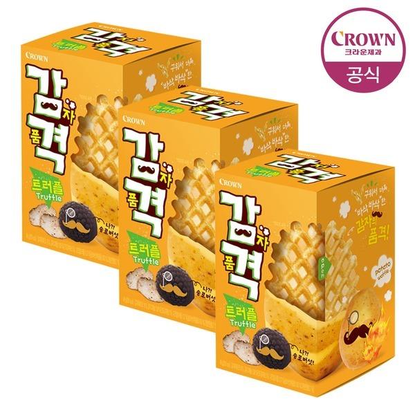 감자품격 트러플 맛 48g 3개 / 감격